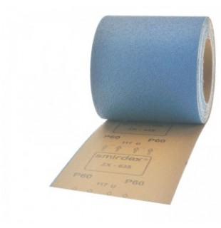 Šlifavimo popierius rulone SMIRDEX Zirconium ZX-635 H116x25