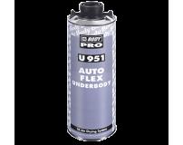 Antikorozinė uždažoma gumos pagrindo kėbulo danga BODY U951 Auto Flex 1l