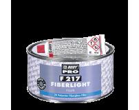 Glaistas su stiklo pluoštu palengvintas BODY F217 Fiberlight