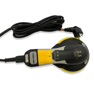 Elektrinė šlifavimo mašinėlė Delmeq Eccentric sander d150/2.5mm sanding stroke, central vacuum