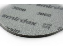 Abrazyvinis šlifavimo minkšto poralono diskelis, SMIRDEX Mat 922, d 150 mm