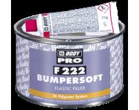 Elastingas poliesterinis plastiko glaistas BODY F222 BUMPERSOFT