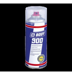 Skaidrus apsauginis kėbulo vaškas BODY 900 Cavity Wax 400ml