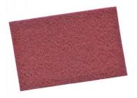 Šiaušimo kempinė SMIRDEX P320 RED (pakuotėje 10vnt)