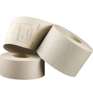 Šlifavimo popierius Velcro pagrindu rulone SMIRDEX 116mmx25m
