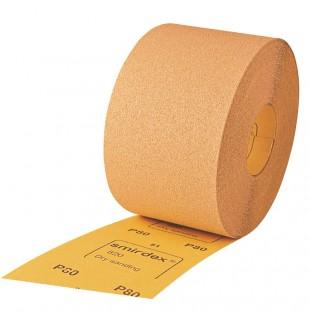 Šlifavimo popierius rulone SMIRDEX GOLD POWER LINE H93x50