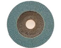 Abrazyvinis šlifavimo diskas - lėkštutė SMIRDEX, diametras - 125mm