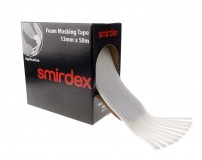Lipni poroloninė tarpų juosta SMIRDEX Masking Foam 921 13mmx50m